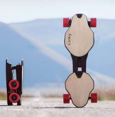 Mintua - Linky Innovation Srl - Linky Longboard Elettrico